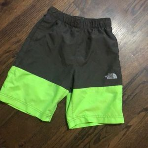 The North Face quick dry shorts